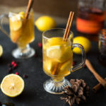 When the cold weather hits, I keep cozy with this delicious Muddled Maple Hot Toddy for Lemon Lovers. The ideal aprés ski drink.