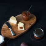 Serve slow cooker quince jam with cardamom and ginger as a cheeseboard accompaniment.